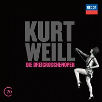 Ute Lemper, René Kollo, Milva, RIAS Sinfonietta Berlin, John Mauceri – Kurt Weill: Die Dreigroschenoper