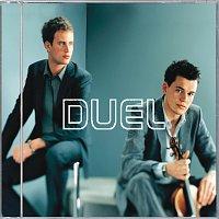Přední strana obalu CD Duel