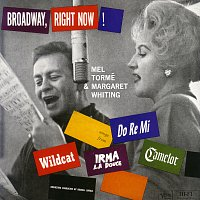 Mel Torme, Margaret Whiting – Broadway, Right Now!