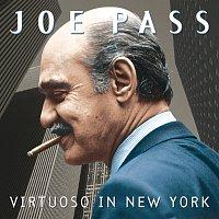 Přední strana obalu CD Virtuoso In New York
