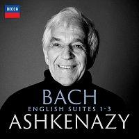 Vladimír Ashkenazy – Bach: English Suites 1-3