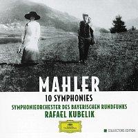 Symphonieorchester des Bayerischen Rundfunks, Rafael Kubelík – Mahler: 10 Symphonies