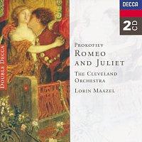 Přední strana obalu CD Prokofiev: Romeo & Juliet