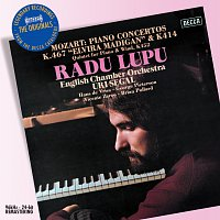 Radu Lupu, English Chamber Orchestra, Uri Segal – Mozart: Piano Concertos Nos.12 & 21 etc