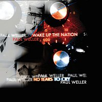 Přední strana obalu CD No Tears To Cry / Wake Up The Nation