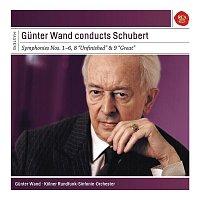 Gunter Wand, Franz Schubert, Kolner Rundfunk-Sinfonie-Orchester – Gunter Wand Conducts Schubert