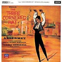 L'Orchestre de la Suisse Romande, Ernest Ansermet – Falla: The Three Cornered Hat