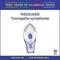 Kaori Kimura, Takashi Harada, Melbourne Symphony Orchestra, Hiroyuki Iwaki – Messiaen: Turangalila-Symphonie [1000 Years Of Classical Music, Vol. 92]