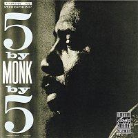 Přední strana obalu CD 5 By Monk By 5