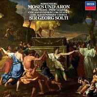 Sir Georg Solti, Philip Langridge, Franz Mazura, Chicago Symphony Chorus – Schoenberg: Moses und Aron