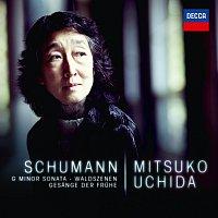 Přední strana obalu CD Schumann: G Minor Sonata; Waldszenen; Gesange der Fruhe
