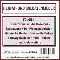 Die Heide Legionare – Heimat- und Soldatenlieder, Folge 1