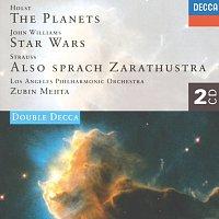 Los Angeles Philharmonic, Zubin Mehta – Holst: The Planets / John Williams: Star Wars Suite / Strauss, R.: Also sprach Zarathustra