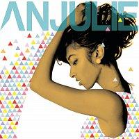 Přední strana obalu CD Anjulie