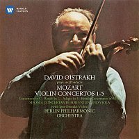 David Oistrakh – Mozart: Violin Concertos & Sinfonia concertante for Violin and Viola