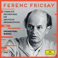 Přední strana obalu CD Complete Recordings On Deutsche Grammophon - Vol.1 - Orchestral Works [Pt. 3]