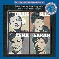 Various – Billie,Ella,Lena,Sarah!