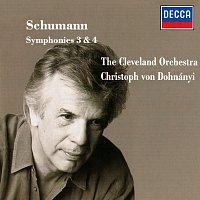 Christoph von Dohnányi, The Cleveland Orchestra – Schumann: Symphonies Nos. 3 & 4