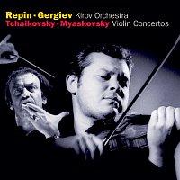 Přední strana obalu CD Tchaikovsky / Miaskovsky: Violin Concertos