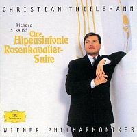 Wiener Philharmoniker, Christian Thielemann – Strauss, R.: Eine Alpensinfonie; Rosenkavalier-Suite