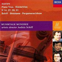 András Schiff, Yuuko Shiokawa, Boris Pergamenschikow – Haydn: Piano Trios Nos. 27, 41, 43 & 45