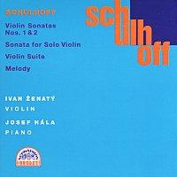 Ivan Ženatý, Josef Hála – Schulhoff: Skladby pro housle a klavír