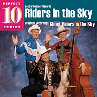 Přední strana obalu CD Ghost Riders in the Sky: Essential Recordings