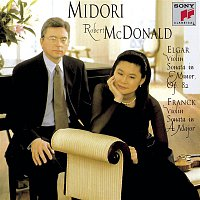 Midori, Robert McDonald – Elgar: Sonata in E minor, Op. 82 & Franck: Sonata in A Major
