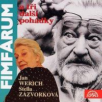 Jan Werich, Stella Zázvorková – Werich: Fimfárum 1 Fimfárum a 3 další pohádky