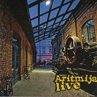 Přední strana obalu CD Aritmija live