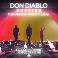 Don Diablo, Emeli Sandé, Gucci Mane – Survive [Youngr Bootleg]