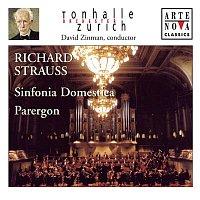 David Zinman – Richard Strauss: Sinfonia Domestica; Parergon