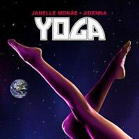 Přední strana obalu CD Yoga