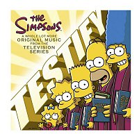 Announcer, Homer, Singer – The Simpsons - Testify - A Whole Lot More Original Music From The Television Series