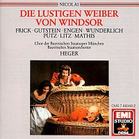 Robert Heger – Nicolai: Die lustigen Weiber von Windsor · Oper in 3 Akten