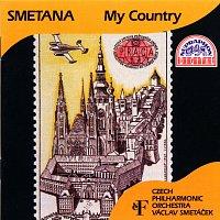 Česká filharmonie/Václav Smetáček – Smetana : Má vlast. Cyklus symfonických básní