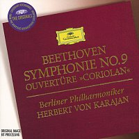 "Gundula Janowitz, Hilde Rossel-Majdan, Waldemar Kmentt, Walter Berry – Beethoven: Symphony No.9; Overture ""Coriolan"""