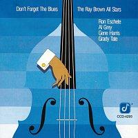 Přední strana obalu CD Don't Forget The Blues