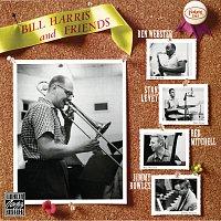 Přední strana obalu CD Bill Harris And Friends [Reissue]