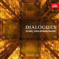 Přední strana obalu CD Dialogues