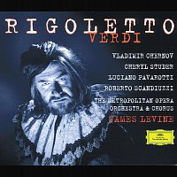 Metropolitan Opera Orchestra, James Levine – Verdi: Rigoletto [2 CDs]
