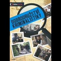 Různí interpreti – Dobrodružství kriminalistiky
