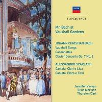 J.C. Bach: Canzonets ('Mr Bach at Vauxhall Gardens') / Scarlatti: Cantatas (c.33')
