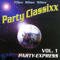 YOYO Partymusic – 70er 80er 90er Party Classixx - Vol. 1 Party Express