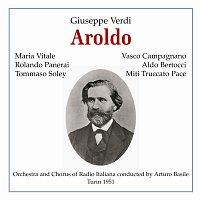 Maria Vitale, Vasco Campagnano, Rolando Paneral, Gianfelice De Manuelli – Paperback Opera - Aroldo - Rec.Turin1951