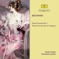 Andor Foldes, Ferdinand Leitner, Berliner Philharmoniker – Beethoven: Piano Concertos Nos. 1 & 5