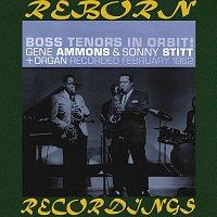 Přední strana obalu CD Boss Tenors in Orbit!  (Verve Master, HD Remastered)