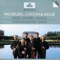 Musica Antiqua Koln, Reinhard Goebel – Pachelbel: Canon & Gigue / Bach: Orchestral Suites Nos.2 & 5 / Handel: Sonata No.4 / Vivaldi: Sonata No.12