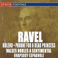 Různí interpreti – Ravel: Bolero, Pavane, Valse Nobles and Sentimentale & Rhapsody Espagnole