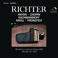 Sviatoslav Richter – Sviatoslav Richter Recital -  Live at Carnegie Hall, December 26 1960